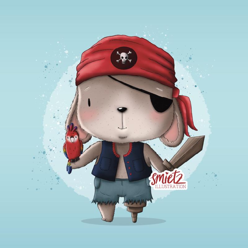 smietz-illustration-03-smonster-pirat