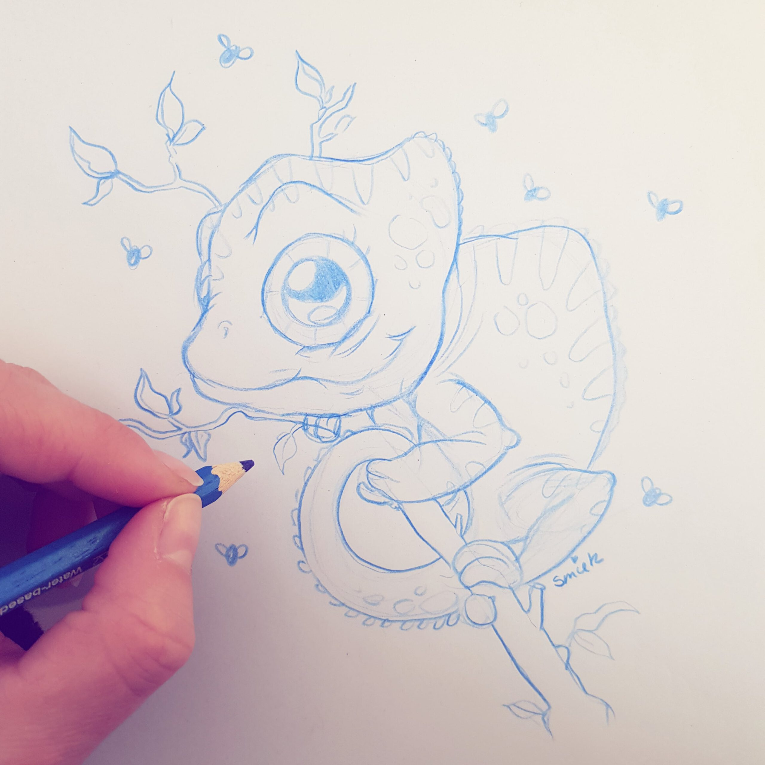 smietz-illustration-13-chamaeleon